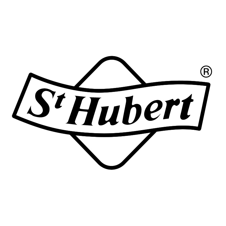 free vector St hubert 1