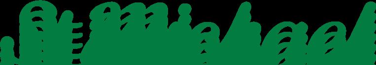 free vector St Michael logo