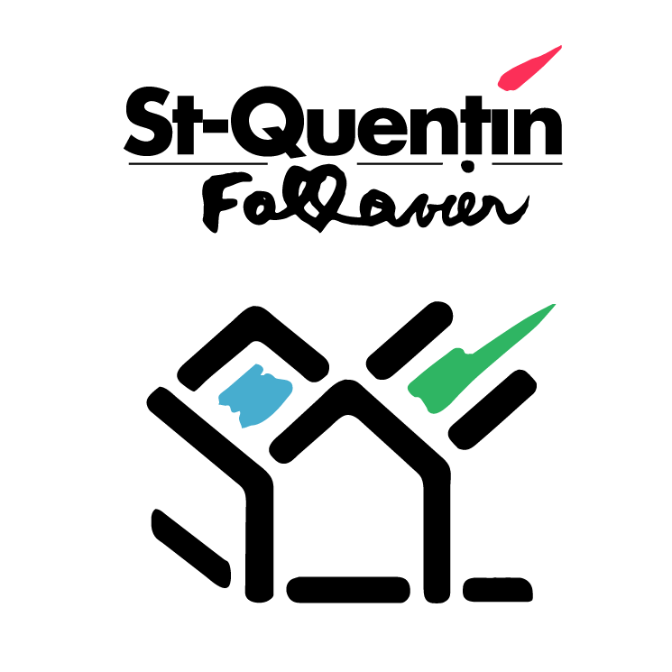 free vector St quentin fallavier ville