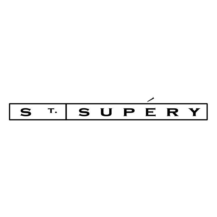 free vector St supery 0