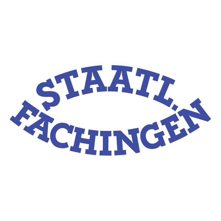 free vector Staatl fachingen