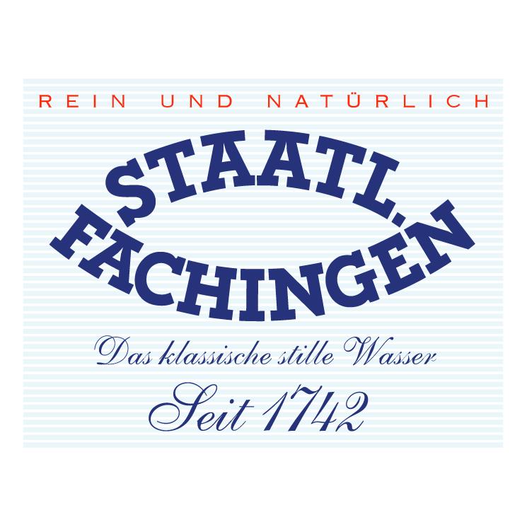 free vector Staatlich fachingen