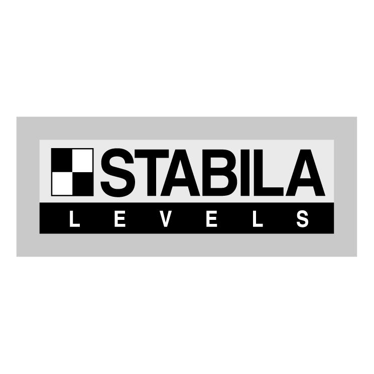 free vector Stabila levels