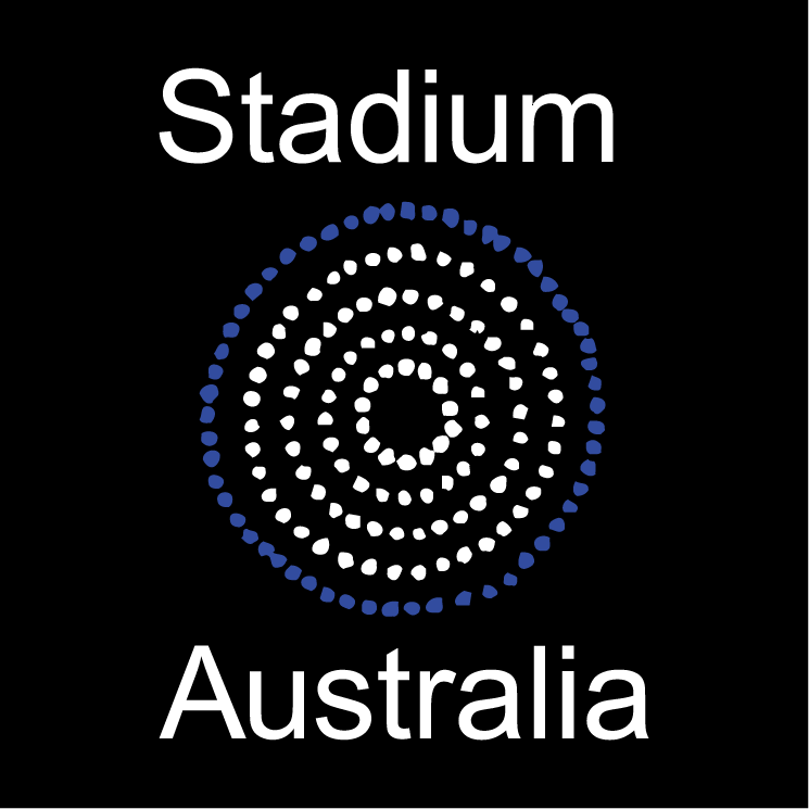 free vector Stadium australia group