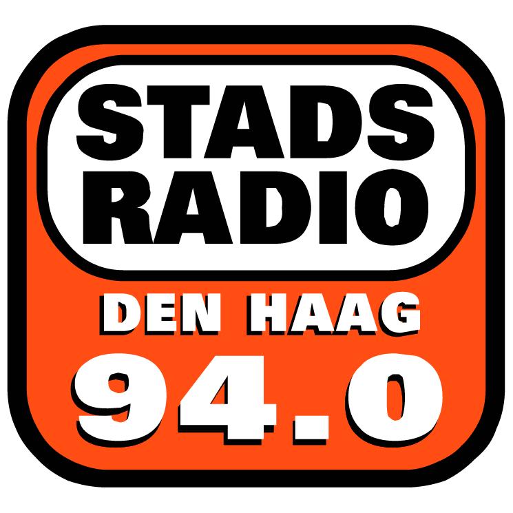 free vector Stads radio den haag