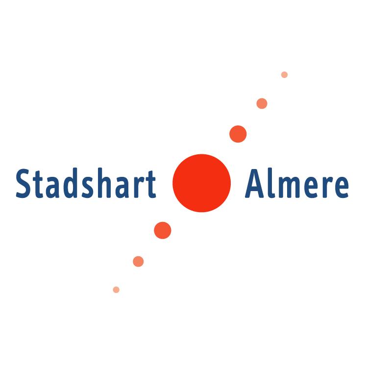 free vector Stadshart almere