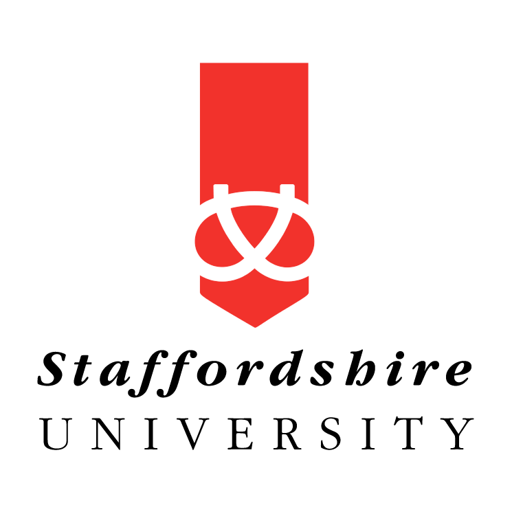 free vector Staffordshire university