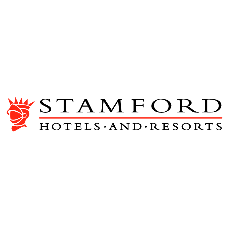 free vector Stamford hotels and resorts