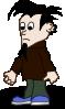 free vector Standing Dude clip art