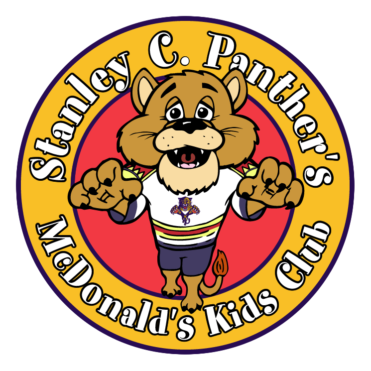 free vector Stanley c panthers kids club