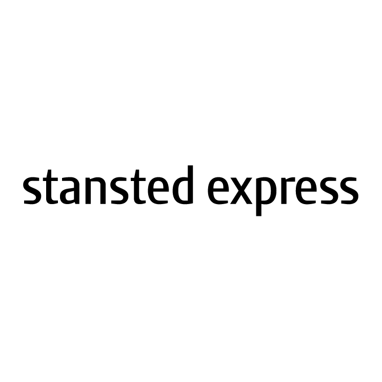 free vector Stanstead express