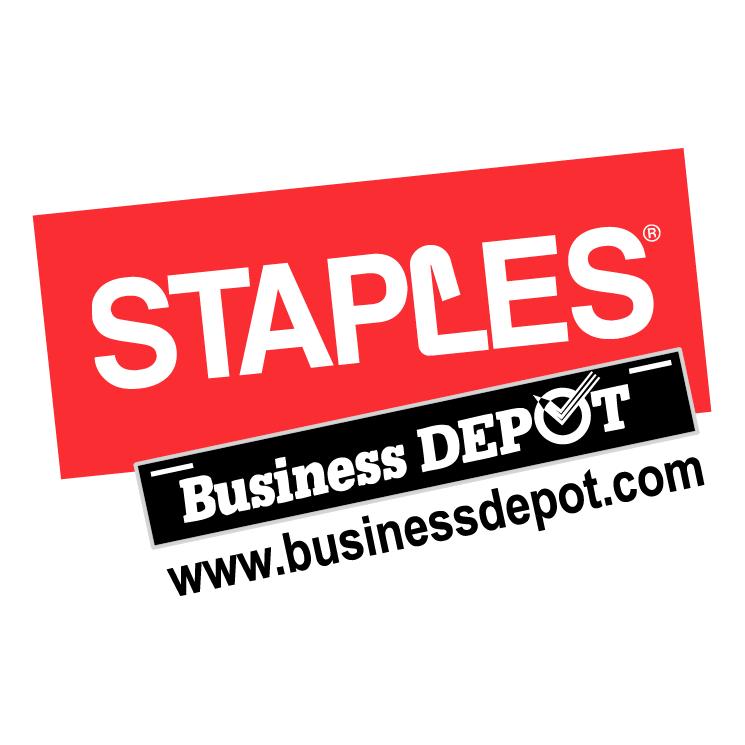 free vector Staples 0