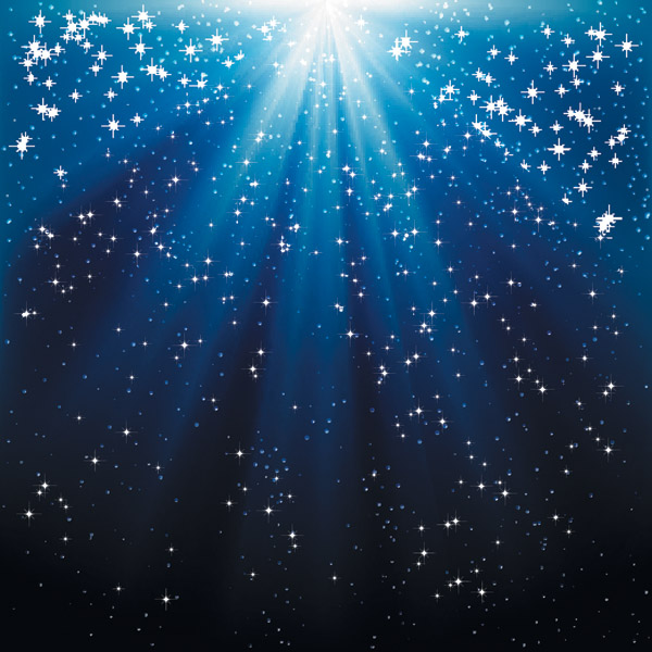 free vector Star background vector
