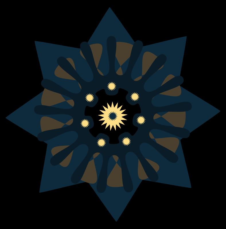 free vector Star Button