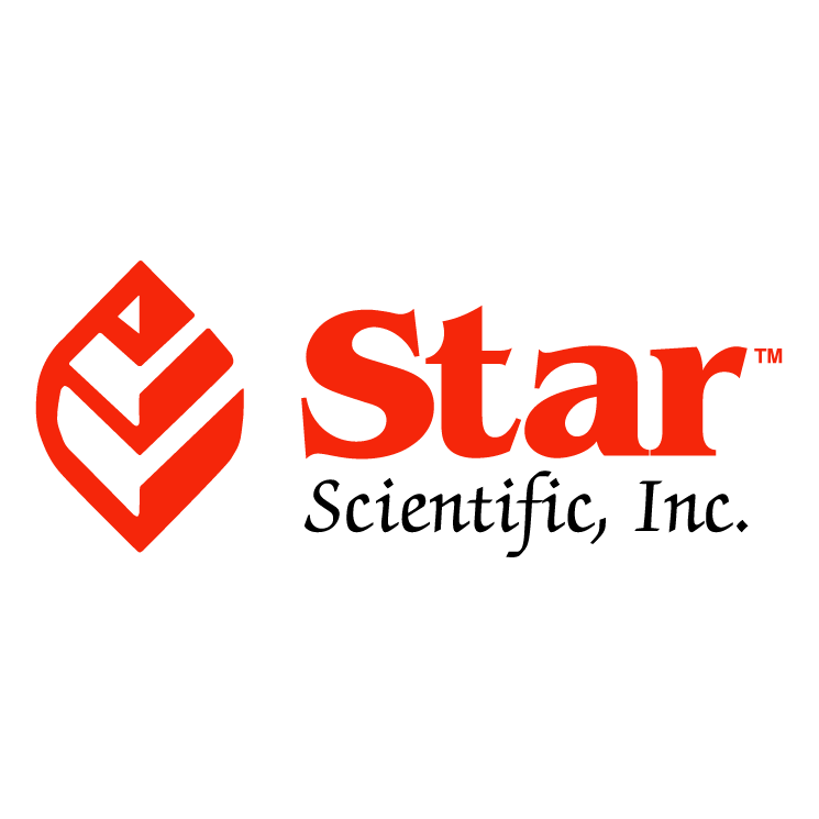 free vector Star scientific