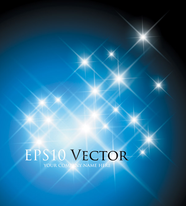 free vector Star series vector