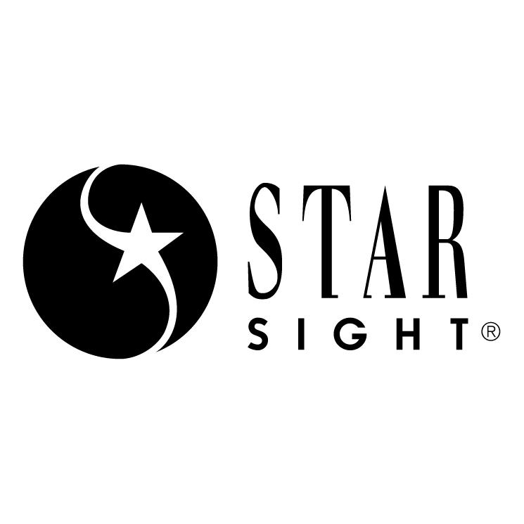 free vector Star sight