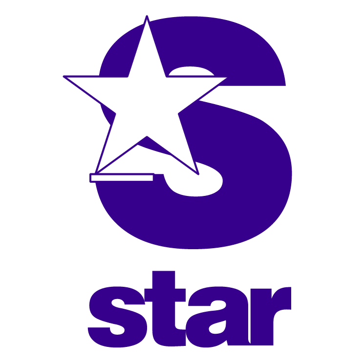 free vector Star tv