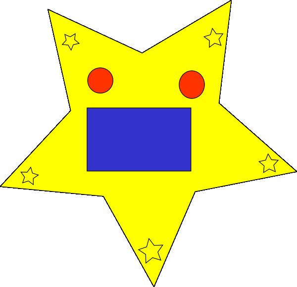 free vector Star Walker clip art