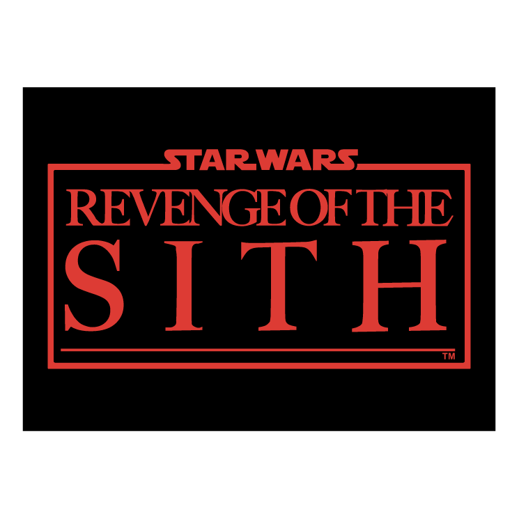 free vector Star wars episode iii revenge of the sith