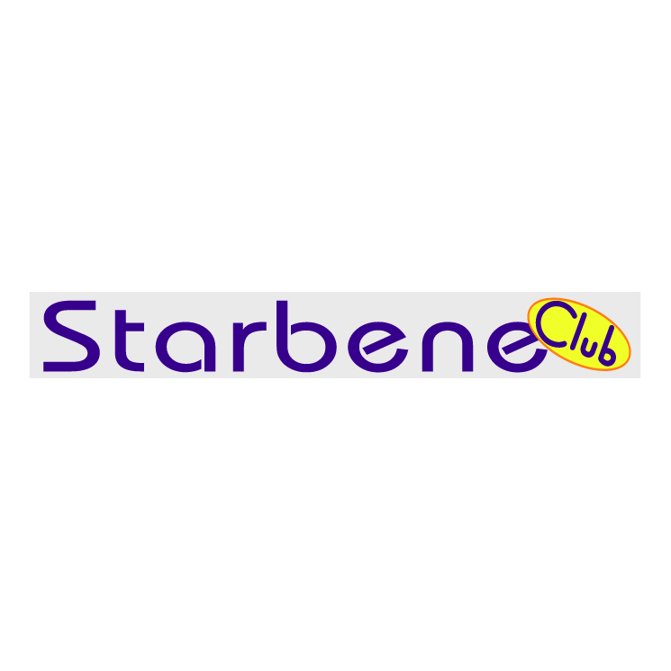 free vector Starbene club