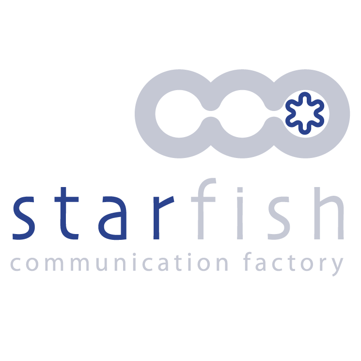 free vector Starfish communication factory