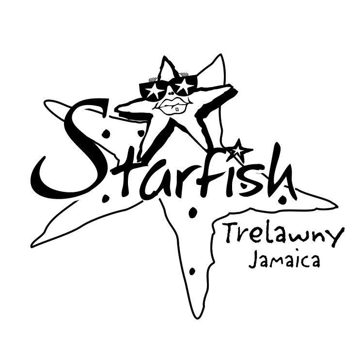 free vector Starfish