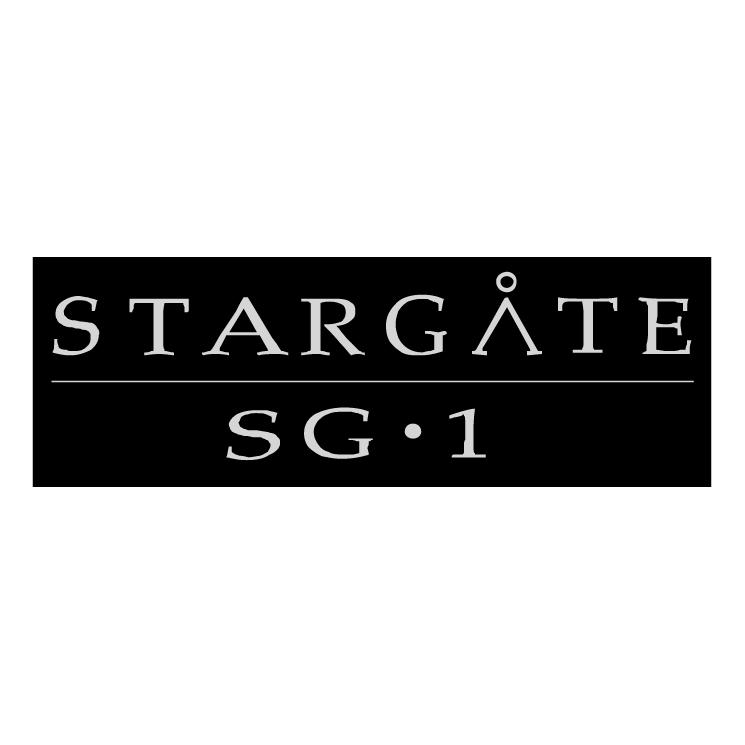 free vector Stargate sg 1