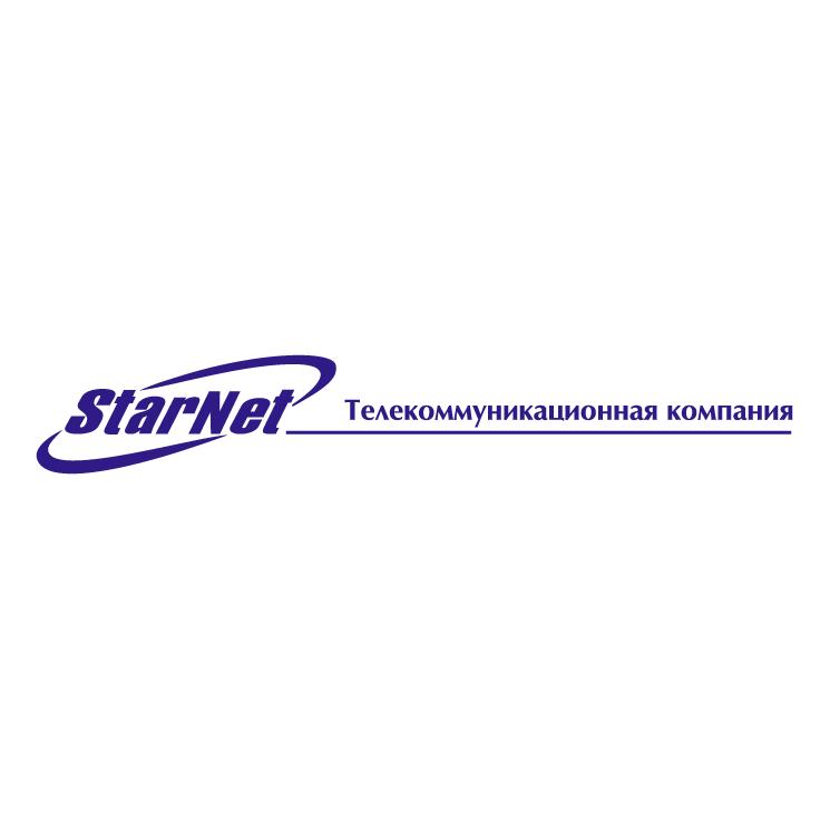 free vector Starnet
