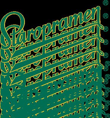 free vector Staropramen beer logo