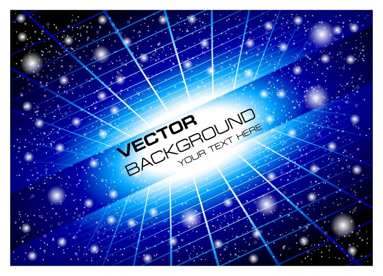 free vector Starry background 03 vector