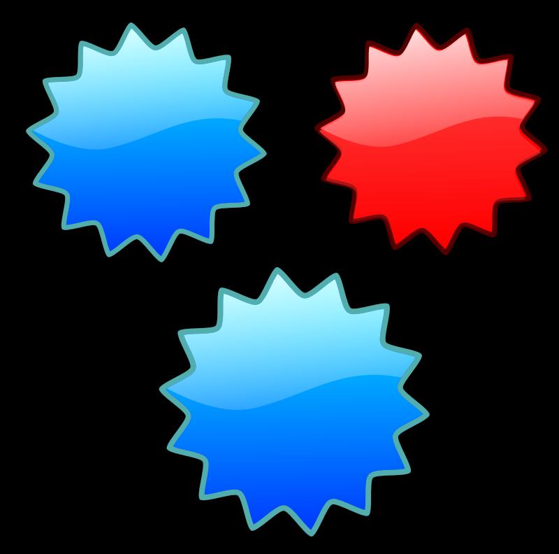 free vector Stars 6