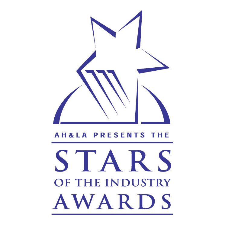 free vector Stars of the industry awards