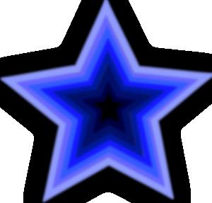 free vector Stars Simple clip art