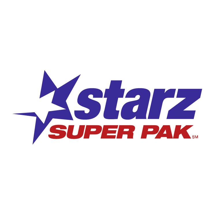 free vector Starz super pak
