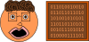 free vector Statemachine S Nerd clip art