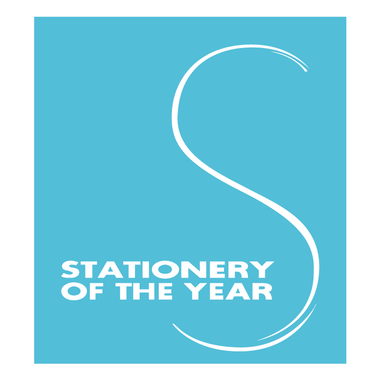 free vector Stationery of the year