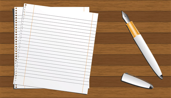 free vector Stationery vector