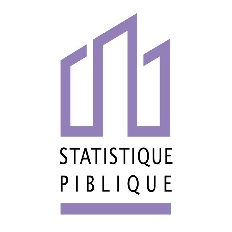 free vector Statistique piblique