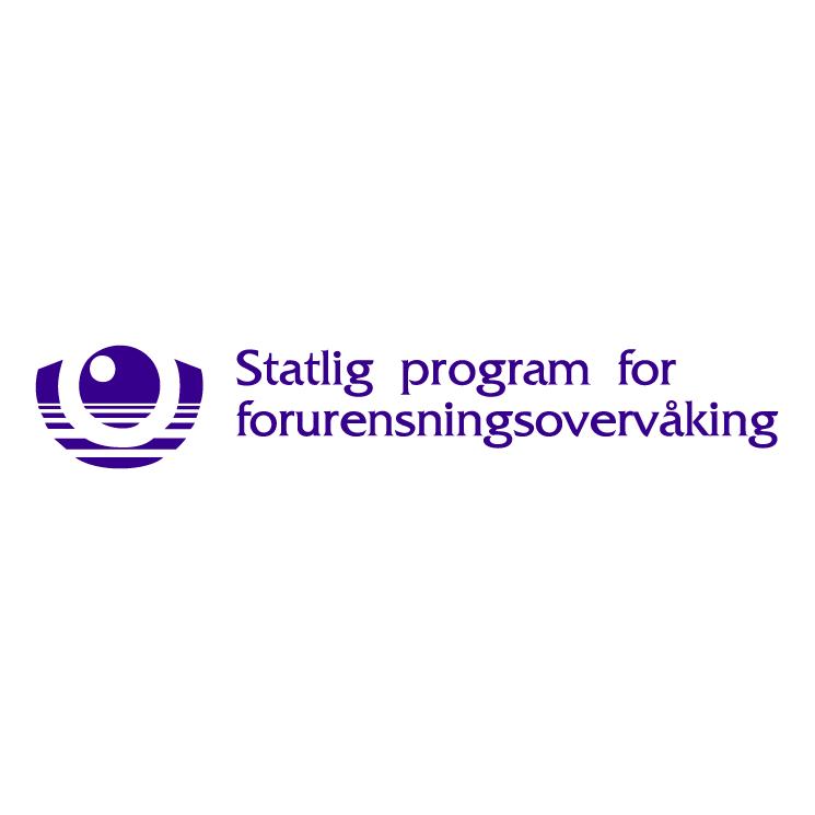 Statlig Program For Forurensningsovervaking Free Vector