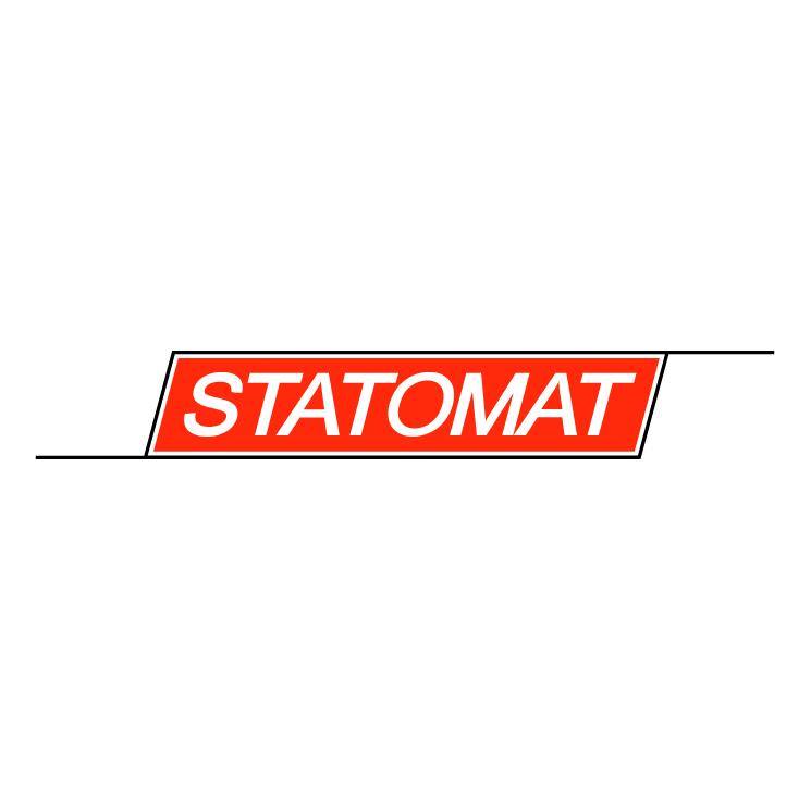 free vector Statomat