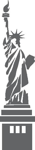 free vector Statue Of Liberty clip art