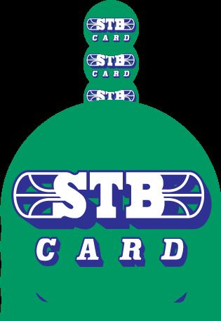 free vector STB Card logo2