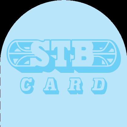 free vector STB Card logo