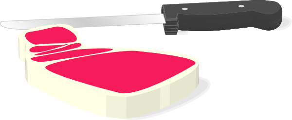 free vector Steak clip art