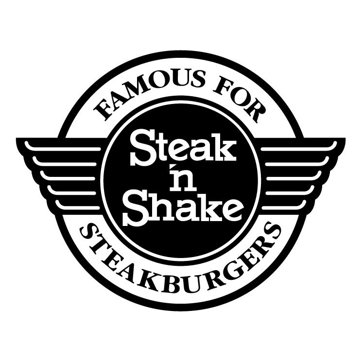 free vector Steak n shake