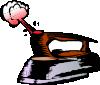 free vector Steam Iron clip art