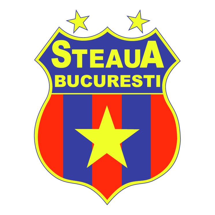 free vector Steaua bucuresti 1