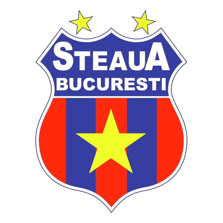 free vector Steaua bucuresti 2