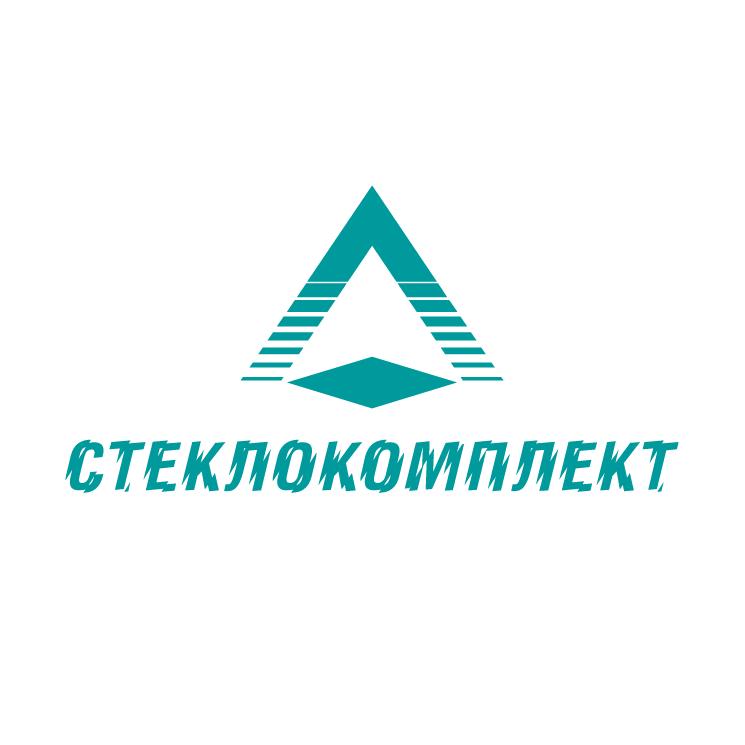 free vector Steklokomplekt